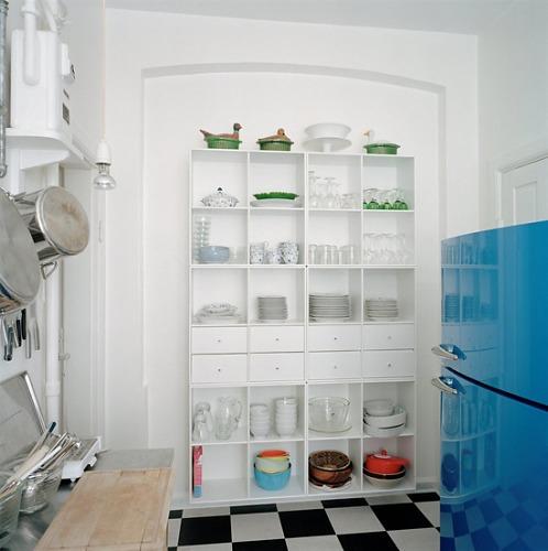 Peter J. Lassen Montana Kitchen Shelving Collection