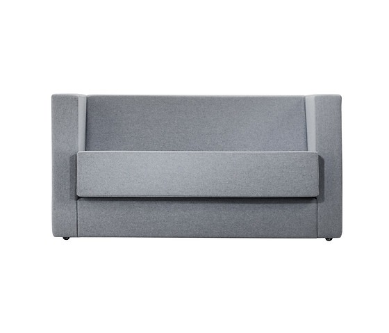Peter Keler D1 Bauhaus Cube Sofa