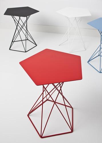 Peter Van De Water Basket Table