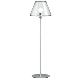 Philip Bro Ludvigsen UC Floor Lamp Glass