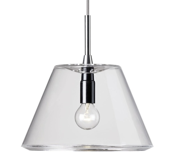 Philip Bro Ludvigsen UC Pendant Acrylic Lamp