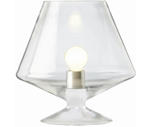 Philip Bro Ludvigsen UC Table Lamp Glass