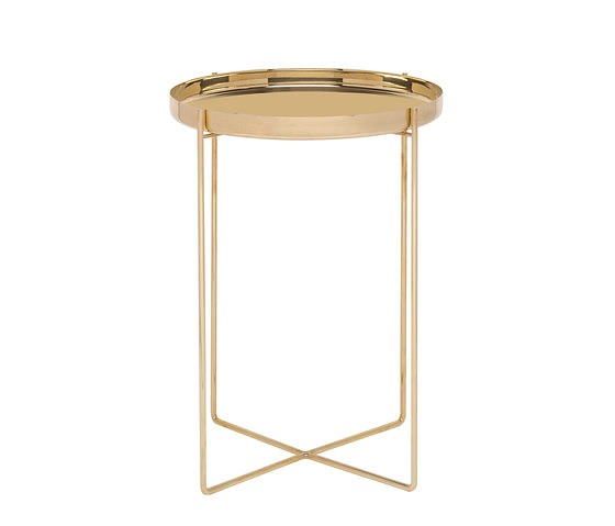 Philipp Mainzer Cm05 Habibi Side Table And Tray