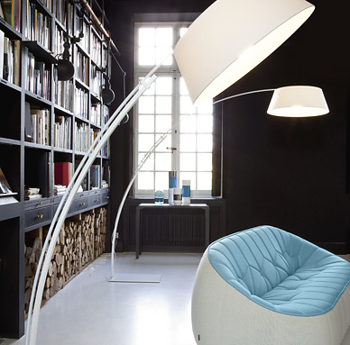 Philippe Daney Ouverture Lamp