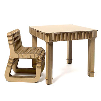 Philippe Nigro Build Up Child's Table