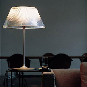 Philippe Starck Romeo Moon And Soft Lamp
