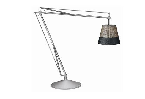 philippe starck superarchimoon floor lamp. Black Bedroom Furniture Sets. Home Design Ideas