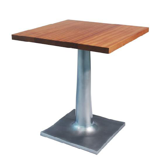 Philippe starck tronc table for Table exterieur starck