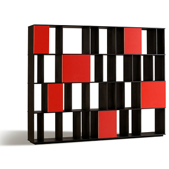 Piero Lissoni Codex Bookcase