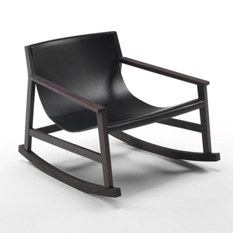 Piero Lissoni Dondolo Rocking Chair