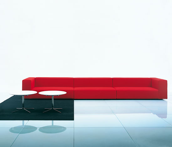 Piero Lissoni Wall Seating