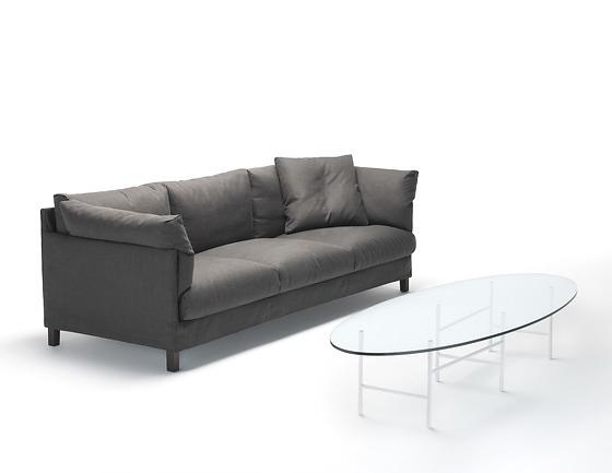 Piero Lissoni Chemise Sofa