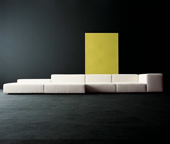 Piero Lissoni Extra Wall Sofa System