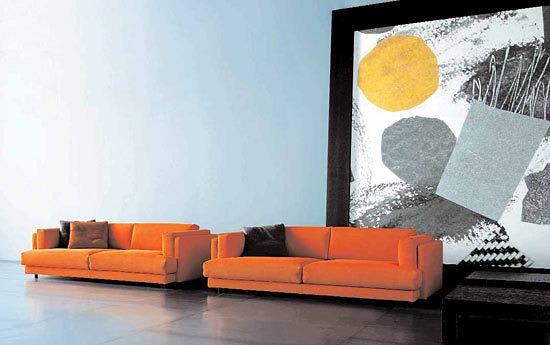 Piero Lissoni Family Lounge Sofa