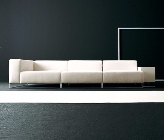 Piero Lissoni Wall 2 Sofa System