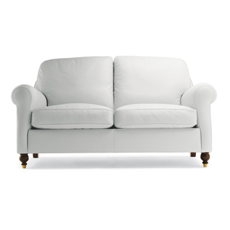 Poltrona Frau George Sofa and Armchair