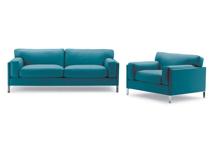 Poltrona Frau Talete Sofa and Armchair