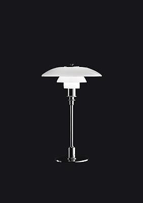 Poul Henningsen PH 3/2 Academy Lamp