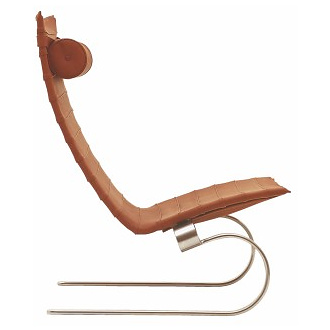Poul Kjærholm PK20 Lounge Chair
