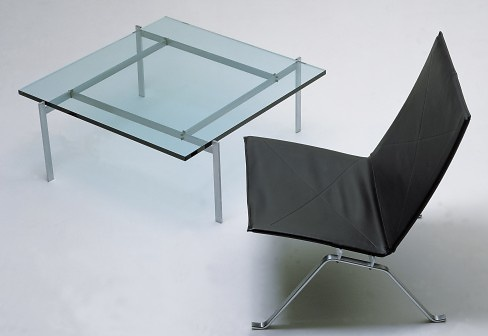 Poul Kjærholm PK61 Table
