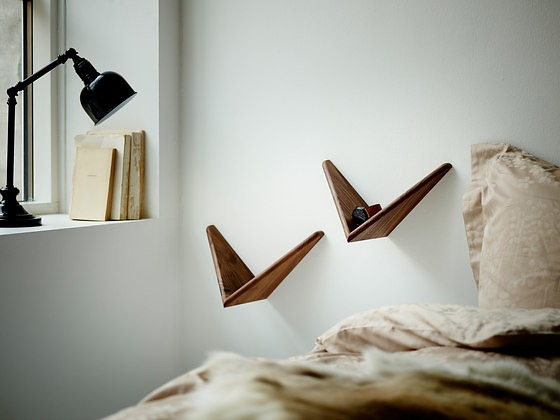 Poul Cadovius Cadovius Butterfly Shelf