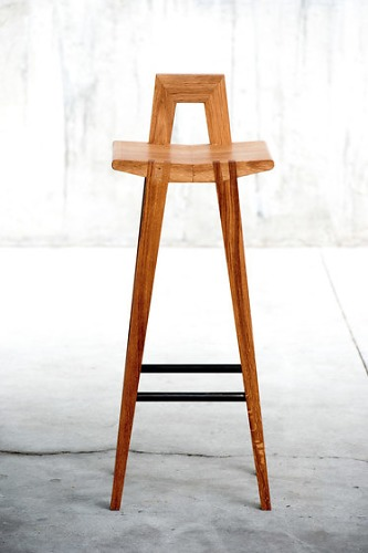 QoWood Grable High Stool