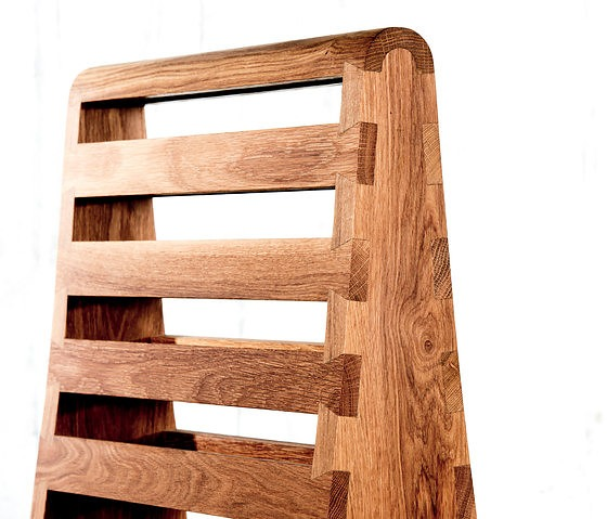 QoWood Happy Chair