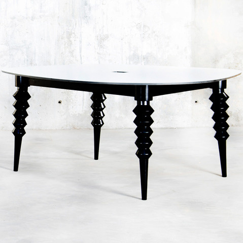QoWood Marcela Table