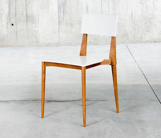 Qowood Swiss Chair
