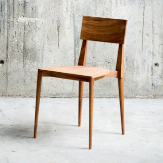 QoWood Swiss Chair