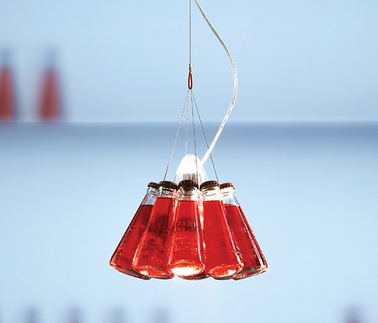Raffaele Celentano Campari Light Lamp