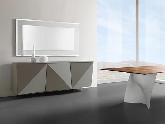 Reflex Origami Sideboard