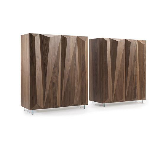 Reflex Riccardo Lucatello Quartz Cabinet