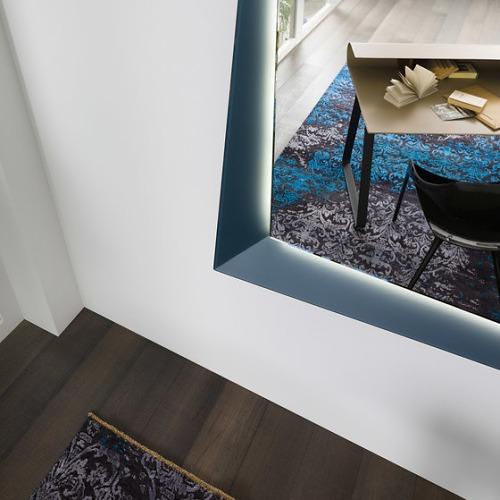 Reflex Riccardo Lucatello Quartz Mirror