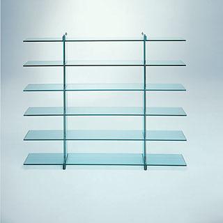 Renzo Piano Teso Bookcase