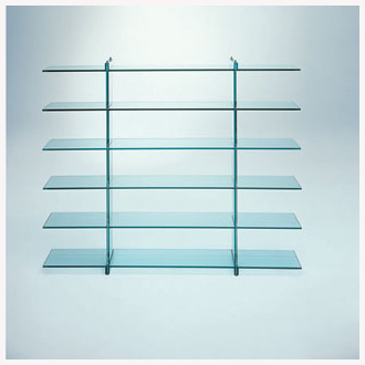 Renzo Piano Teso Bookcase