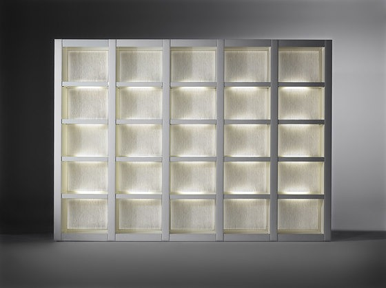 Riccardo Lucatello Dune Modular Bookcase