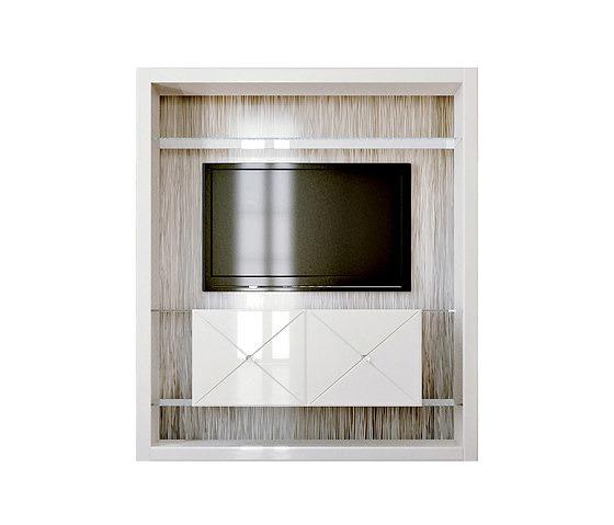 Riccardo Lucatello Dune TV Unit And Shelf