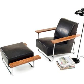 Richard Neutra Lovell Easy Steel Chair