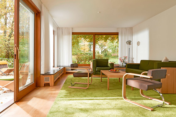 Richard Neutra Alpha Seating Collection