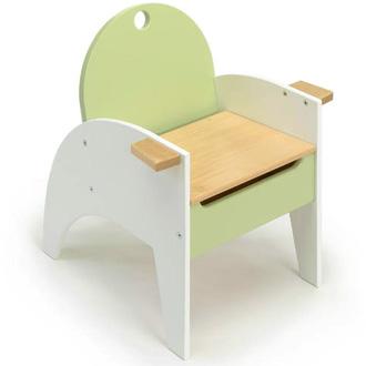 Roberto Gil Hide-n-sit Armchair