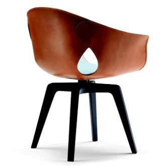 Roberto Lazzeroni Ginger Chair