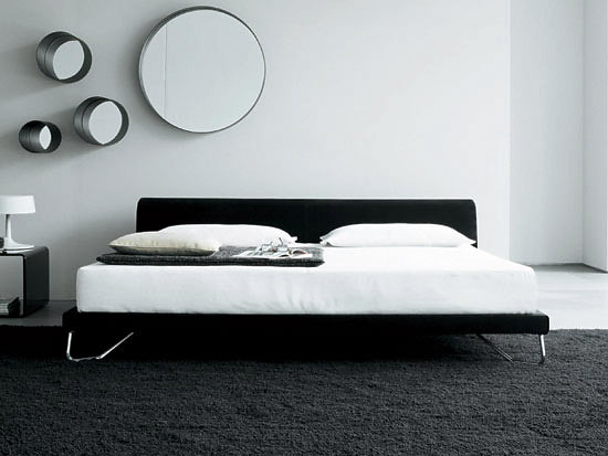 Roberto Grossi Barry Double Bed