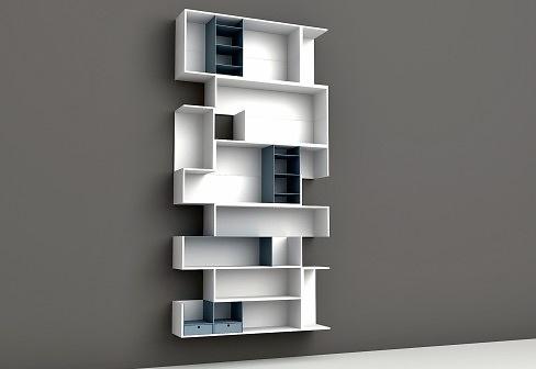 Rodolfo Dordoni Fortepiano Shelves