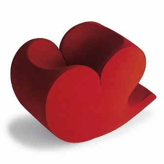 Ron Arad Soft Heart Chair