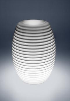 Ron Arad Top - Pot Hard Light Cachepot