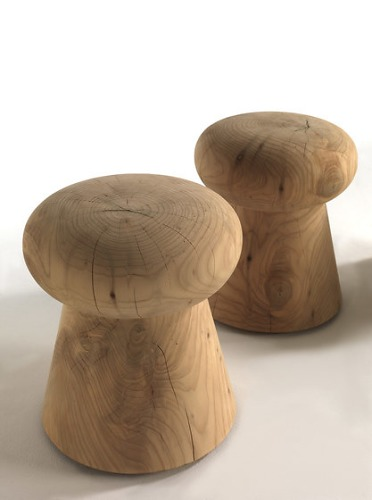 Ruggero Giuliani Brut Stool