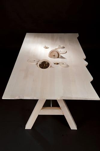Salih Teskeredzic Wave Dining Table