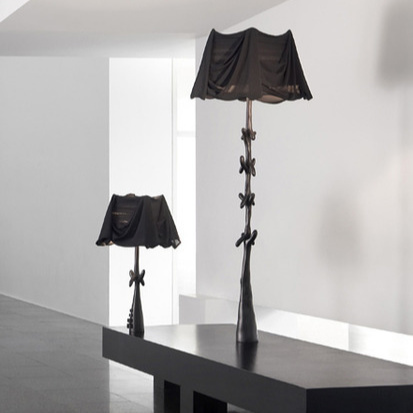 Salvador Dali Black Label Lamp