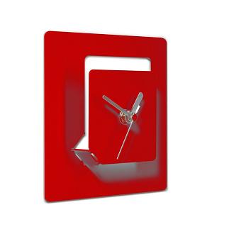 Samuel Treindl 4D Wall Clock